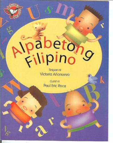 9789715082488: Alpabetong Filipino - AbeBooks - Victoria