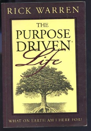 9789715117784: The Purpose Driven Life: What on Earth am I Here For?