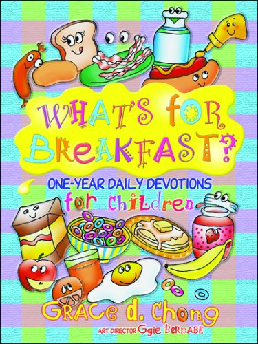 9789715118446: What's for Breakfast? One-year Daily Devotions for Children