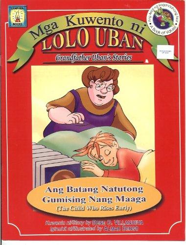 9789715180597: Ang Batang Natutong Gumising Nang Maaga (The Child Who Rises Early)