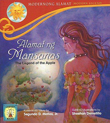 MODERNONG ALAMAT (ALAMAT NG MANSANAS- THE LEGEND: SEGUNDO D. MATIAS,