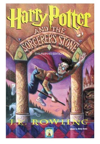 9789715187398: Harry Potter and the Sorcerer's Stone - Filipino Edition