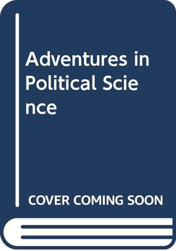 9789715420181: Adventures in Political Science