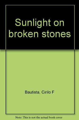 9789715422659: Sunlight on broken stones