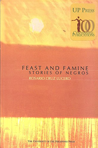 9789715424011: Feast and Famine : stories of Negros