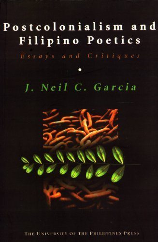 9789715424189: Postcolonialism and Filipino Poetics: Essays and Critiques
