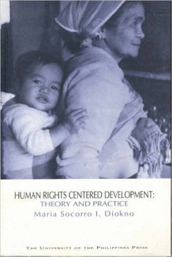 9789715424257: Human Rights Centered Development