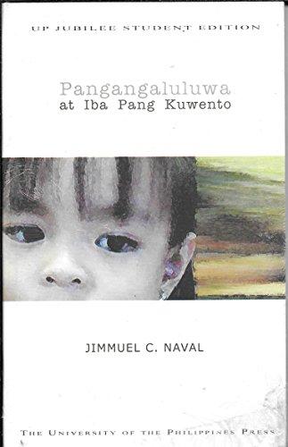Pangangaluluwa at Iba Pang Kuwento: UP Jubilee: Jimmuel C. Naval