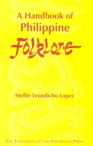 9789715425148: A Handbook of Philippine Folklore
