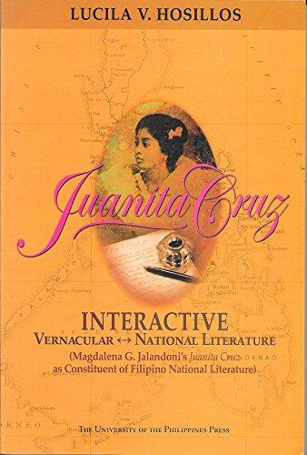 Interactive Vernacular National Literature (Magdalena G. Jalandoni's: The University of