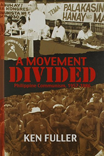 9789715426626: A Movement Divided: Philippine Communism, 1957-1986