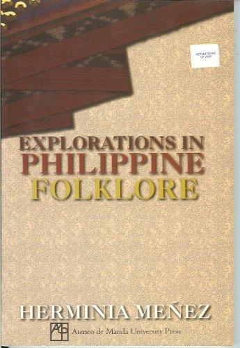 Explorations in Philippine Folklore: Menez, Herminia