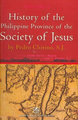 History of the Philippine Province of the Society of Jesus: Volume 2 (Paperback): S.J. Pedro ...