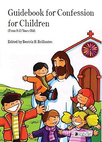 Guidebook for Confession for Children: Beatriz B. Brillantes