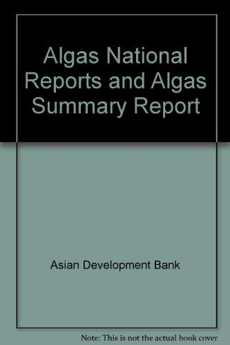 ALGAS National Reports and ALGAS Summary Report: 12 volumes: Bank, Asian Development