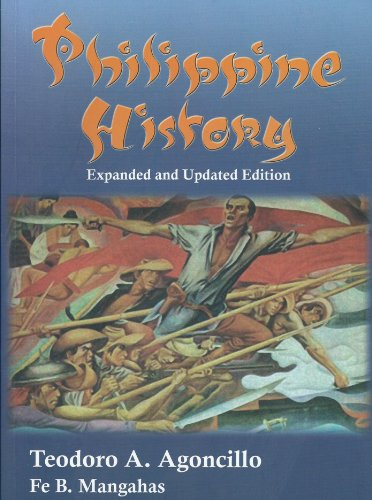 9789715849371: Philippine History: Expanded and Updated Edition