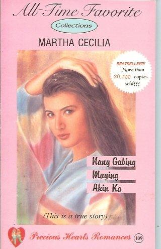 9789716271393: Precious Hearts Romances 109 (All-Time Favorite Collections, Nang Gabing Maging Akin Ka)