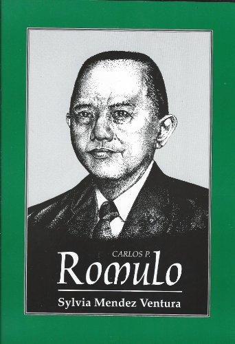 Carlos P. Romulo: Sylvia Mendez Ventura