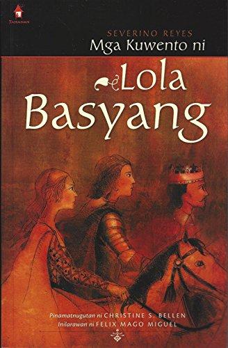 Mga Kuwento ni Lola Basyang: Severino Reyes