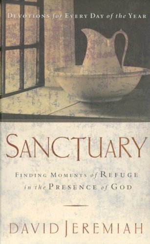 9789717178189: Sanctuary: Finding Moments of Refuge in the Presence of God