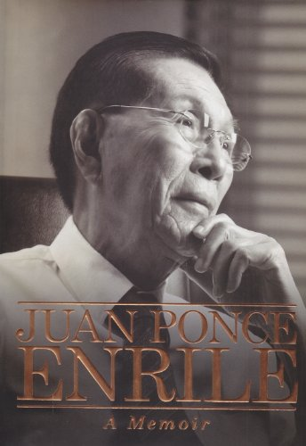 Juan Ponce Enrile: A Memoir.: Enrile, Juan Ponce
