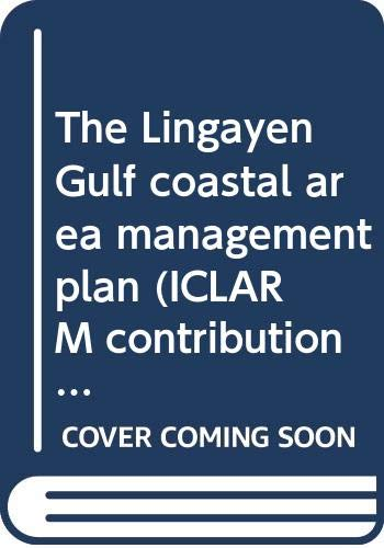 The Lingayen Gulf coastal area management plan