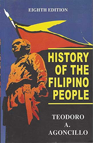 History of the Filipino People (Eighth Edition)