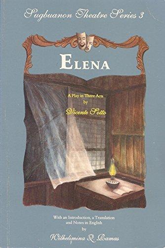 9789718729045: Elena (Sugbuanon theatre series)