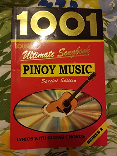 9789718994474 1001 Ultimate Songbook Pinoy Music Special Edition