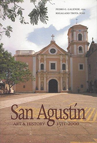9789719157182: San Agustin art & history, 1571-2000