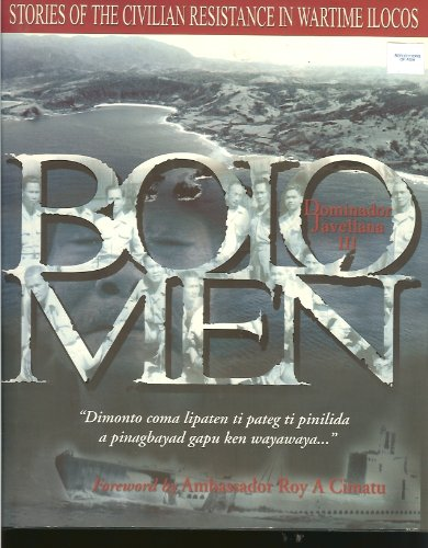9789719247012: Bolomen: Stories of the Civilian Resistance In Wartime Ilocos