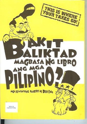9789719257400: Bakit Baliktad Magbasa Ng Libro Ang Mga Pilipino? (mga kuwentong barbero ni bob ong)