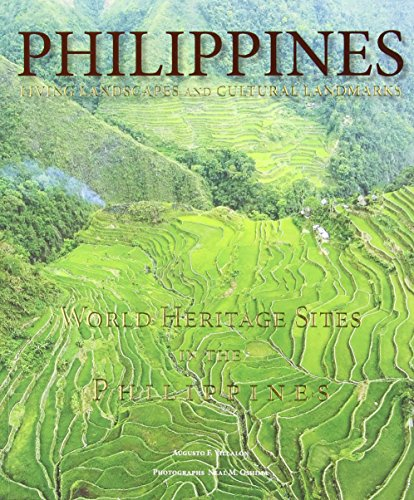 9789719317081: Living Landscapes and Cultural Landmarks: World Heritage Sites in the Philippines