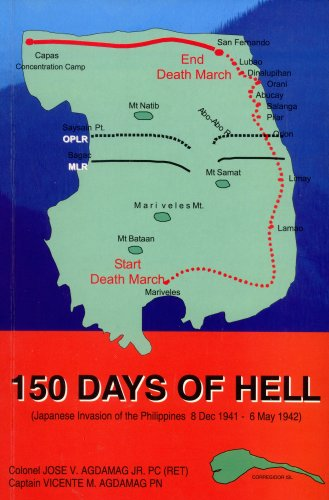 9789719320005: 150 Days of Hell (Japanese Invasion of the Philippines 8 Dec 1941 - 6 May 1942)