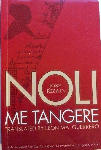 Noli Me Tangere: Jose P. Rizal;