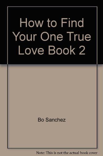 9789719367147: How to Find Your One True Love Book 2