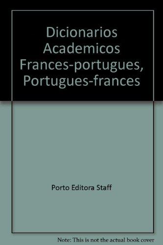 9789720010773: Dicionário francês-português, português-francês