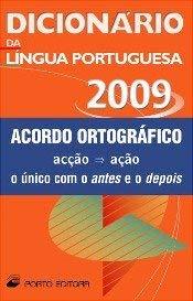 9789720014238: Dicionário Editora Da Lingua Portuguesa 2009: Acordo Ortográfico - Versao Com Caixa