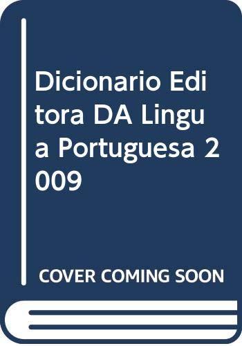 9789720014245: Dicionario Editora DA Lingua Portuguesa 2009