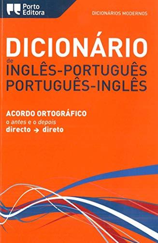 9789720014757: Dicionario Moderno De Ingles-portugues / Portugues-ingles (Portuguese Edition)