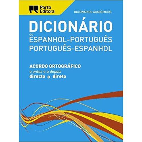 9789720014764: Dicion�rio Acad�mico de Espanhol-Portugu�s/Portugu�s-Espanhol