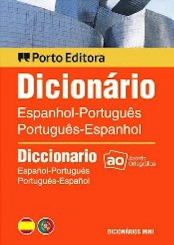 9789720016409: Dicionário Mini de Espanhol-Português/Português-Espanhol