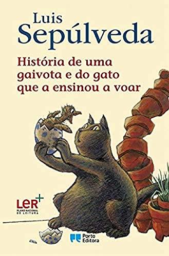 9789720040923: História de uma gaivota e do gato que a ensinou a voar (portuguese)