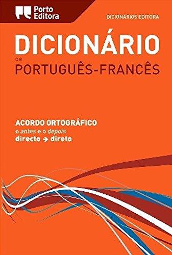 9789720050144: Dicionario de portugues frances (Portuguese Edition)
