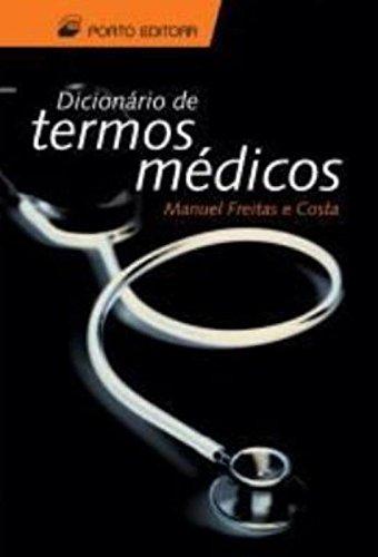 9789720052810: Dicionario De Termos Medicos (Portuguese Edition)