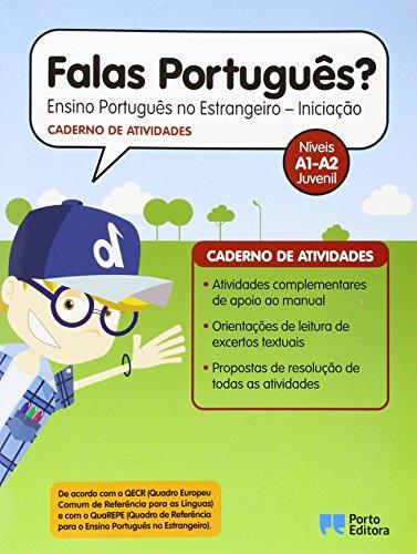 Falas Portugues ? A1-A2 ejercicios: Castro , Manuel