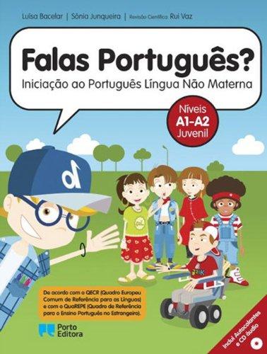 9789720170200: Falas Português? - Níveis A1-A2 Juvenil - Iniciação ao Português Língua Não Materna