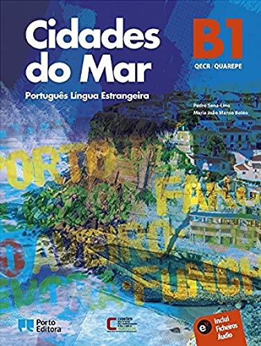 9789720171504: Cidades do Mar - Nível B1 Português Língua Estrangeira (Portuguese Edition)