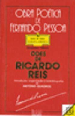 Odes de Ricardo Reis : seguidas de: Pessoa, Fernando