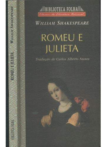 Romeu E Julieta: William Shakespeare